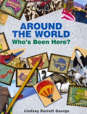 Around the World By George, Lindsay Barrett